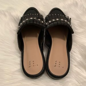 a new day Shoes - NEW Karoline Backless Loafer Mules